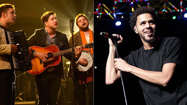 Mumford & Sons, J. Cole, Major Lazer Lead Life Is Beautiful Fest
