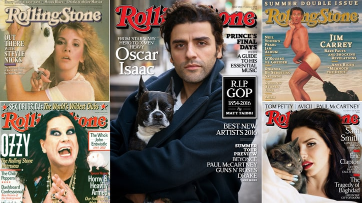 Wild Things: 19 Times Animals Appeared on the Cover of Rolling Stone