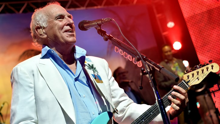 Jimmy Buffett to Headline Huge Atlantic City Beach Concert Series