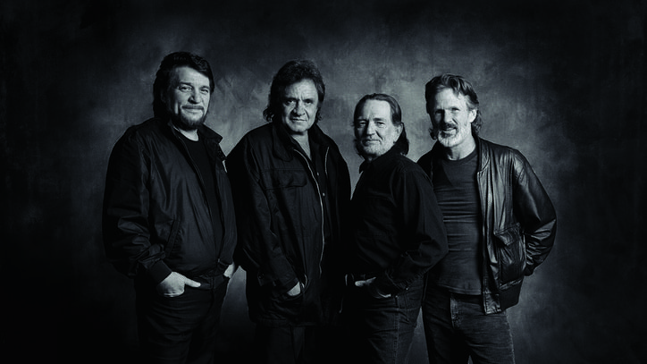 The Highwaymen: The Fights and Friendship of Country's Great Supergroup