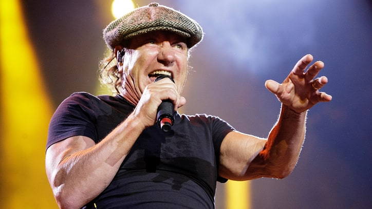 Hear Brian Johnson Talk Hearing Loss: 'I've Had a Pretty Good Run'