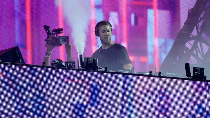 Calvin Harris Cancels Hangout Fest Gig After Car Accident