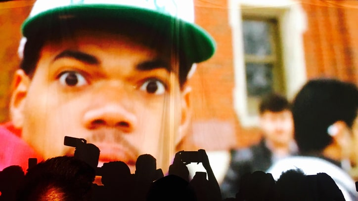 Chance the Rapper Takes Fans on Journey Into Magnificent Coloring World