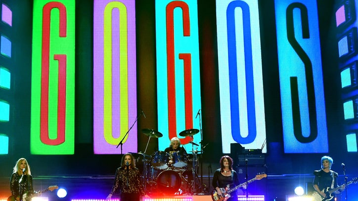 Watch Go-Go's Reunite for Freewheeling Billboard Music Awards Performance