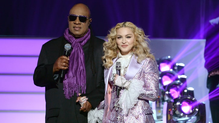Madonna, Stevie Wonder Pay Tribute to Prince at Billboard Music Awards