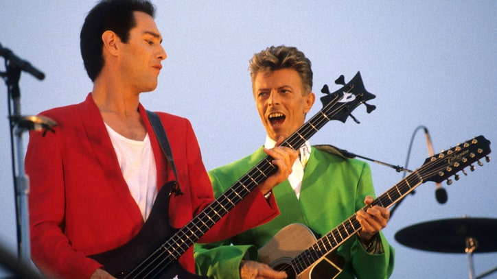 Inside David Bowie's Challenging, Noisy Side Project Tin Machine