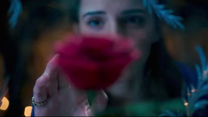 See Gorgeous Teaser Trailer for Live-Action 'Beauty and the Beast'
