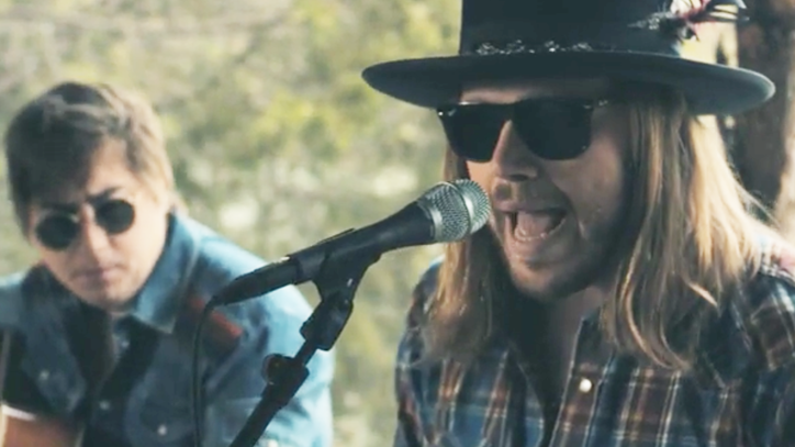 See A Thousand Horses' Greasy Acoustic Take on 'Southernality'