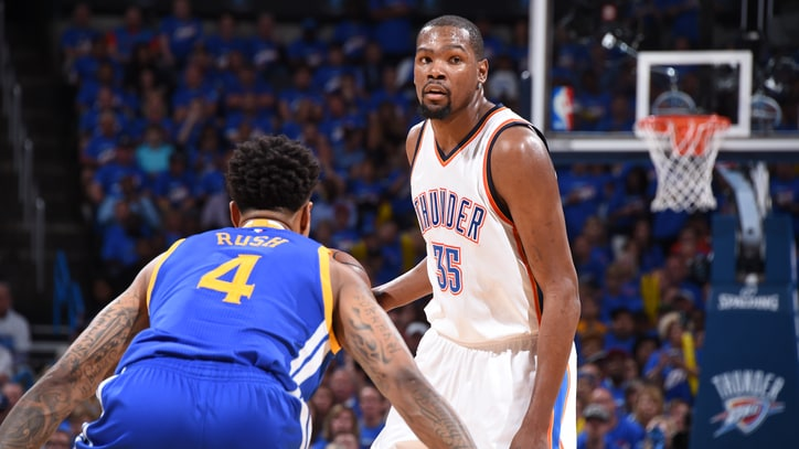 Thunder Take a Kicking, Keep on Ticking – Are the Warriors Done?