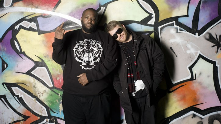 Run the Jewels, Against Me!, Flying Lotus Lead 2016 Adult Swim Singles