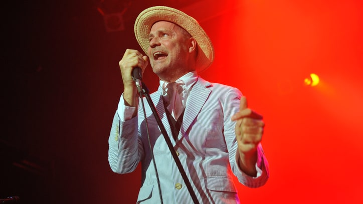 Tragically Hip Singer Gord Downie Diagnosed With Terminal Brain Cancer