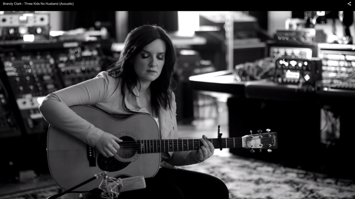 See Brandy Clark Sing Desolate 'Three Kids No Husband'