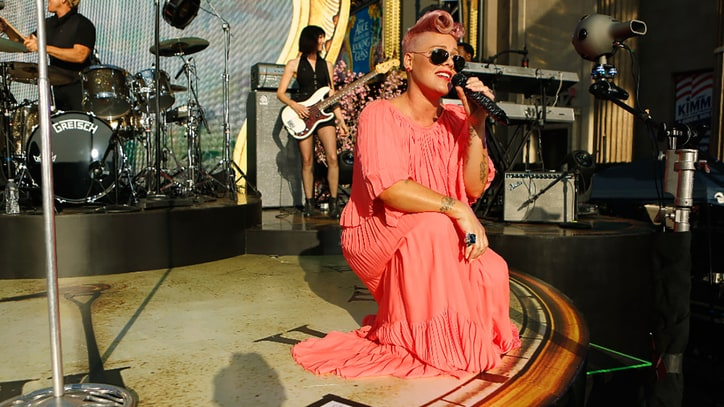 Watch Pink's Brooding Cover of Jefferson Airplane's 'White Rabbit'