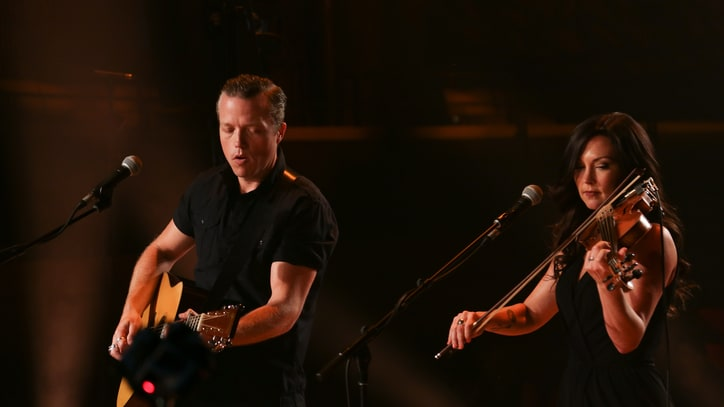Jason Isbell, Old Crow Medicine Show Dazzle at Special High-Tech Gig