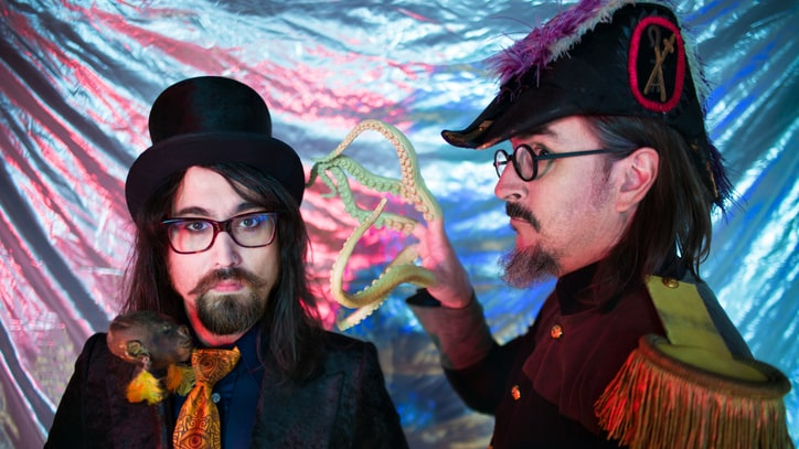 Hear the Claypool Lennon Delirium's Outlandish Debut