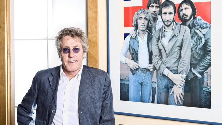 Roger Daltrey on Wild Beatles Fans, Eddie Vedder, Teen Cancer Charity