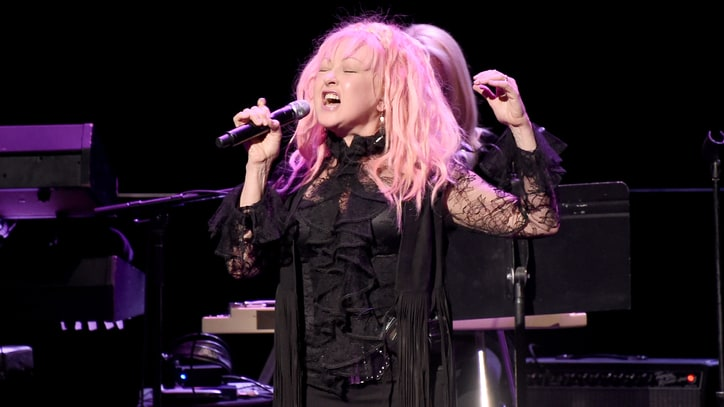 Watch Cyndi Lauper Honor Prince With Powerful 'When You Were Mine'