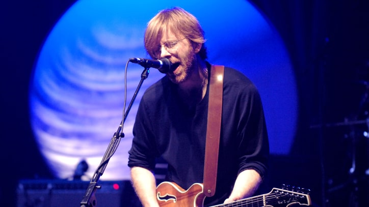 Trey Anastasio on New Phish LP, Whether He'll Play With the Dead Again