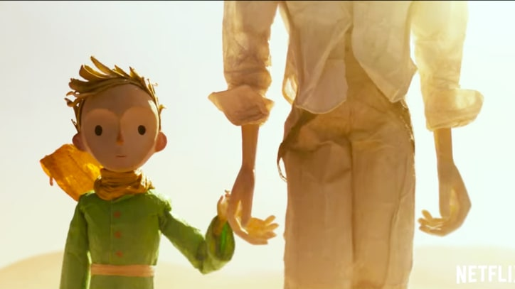 Watch Stunning New Trailer for 'The Little Prince'