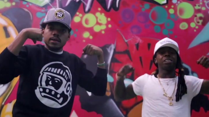 See Chance the Rapper's Vibrant 'No Problem' Video With 2 Chainz, Lil Wayne