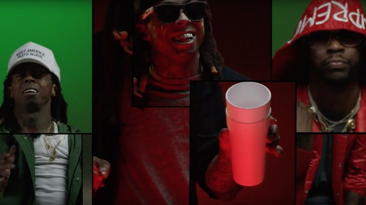 2 Chainz, Lil Wayne Celebrate Excess in 'Gotta Lotta' Video