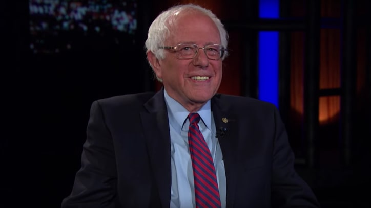 See Bernie Sanders Talk Trump Debate, Superdelegates on 'Real Time'