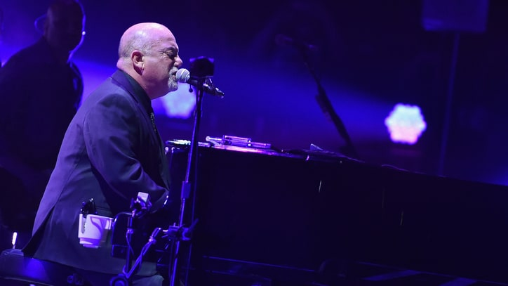Billy Joel: Donald Trump's Campaign 'Very Entertaining'