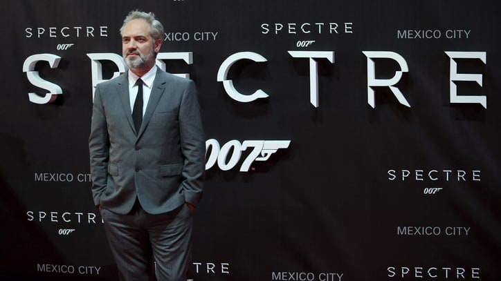 Director Sam Mendes Exiting James Bond Franchise