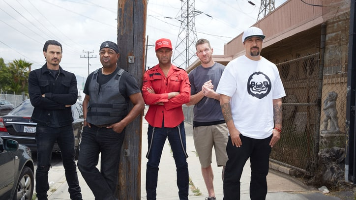 Prophets of Rage: Inside New RATM, Public Enemy, Cypress Hill Supergroup