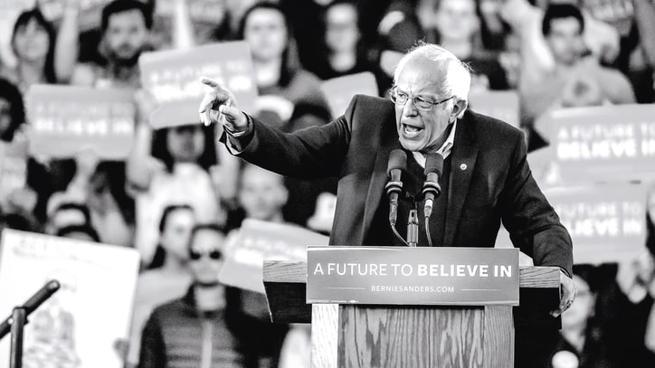 Bernie Sanders Fights On: The Rolling Stone Interview