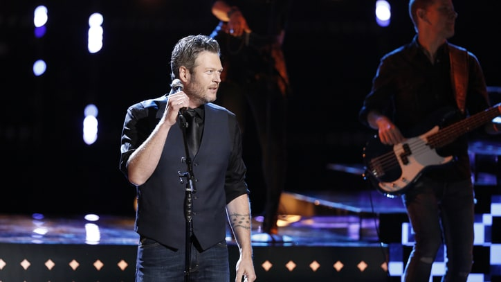 Blake Shelton's 'Honest' Album Is Number One Country Seller
