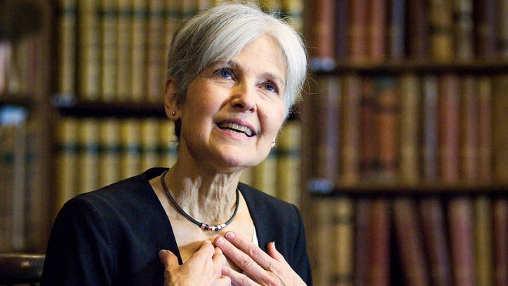 Green Party's Jill Stein on Why Bernie Sanders Should Go Third-Party