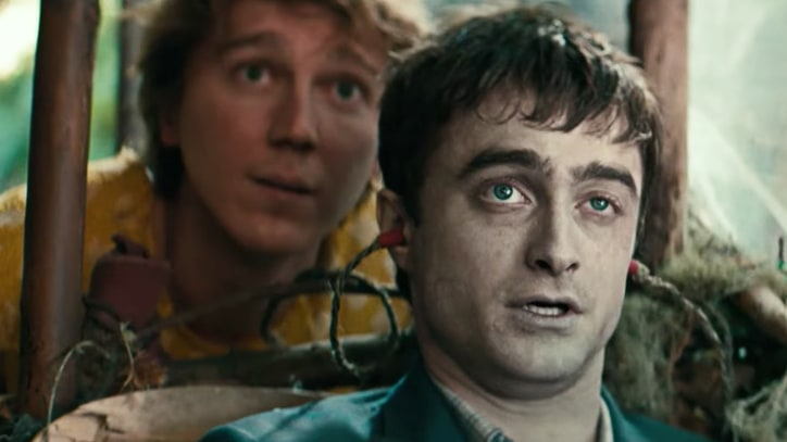 Daniel Radcliffe, Paul Dano Bring Bombastic 'Montage' to Life