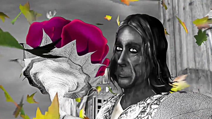 See Iggy Pop Celebrate Love Paris-Style in Surreal Animated Video