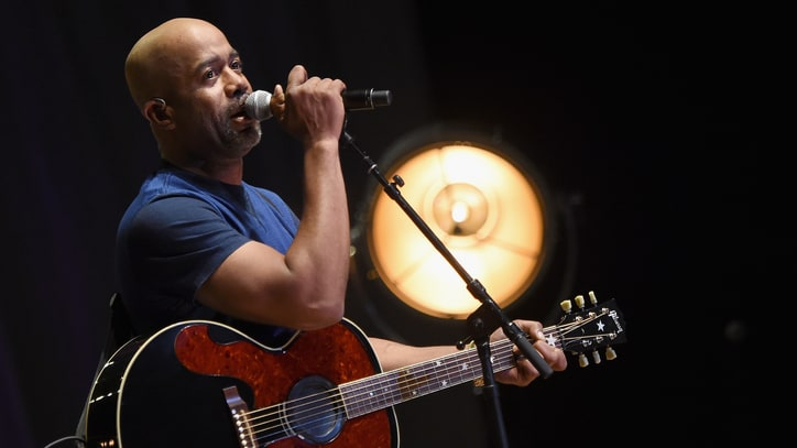 Darius Rucker Fronts All-Star Show for St. Jude: The Ram Report