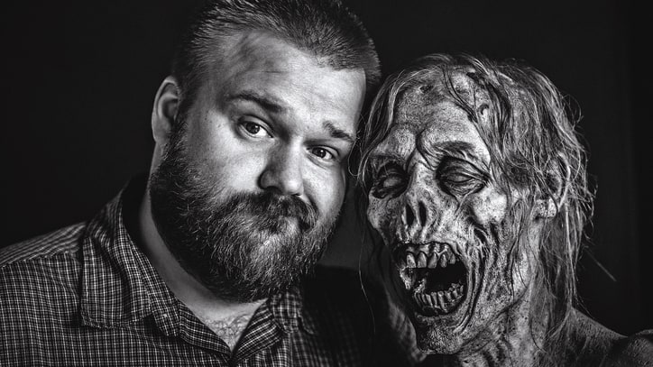 Robert Kirkman: Inside 'Walking Dead' Creator's Twisted Mind, New Show