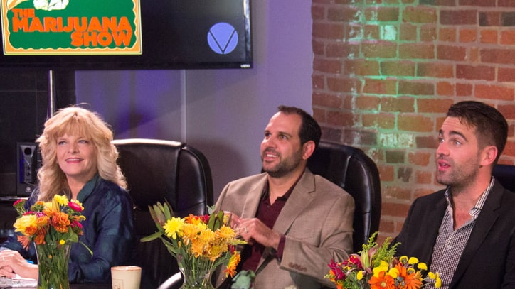 What It's Like to Audition for 'Shark Tank' for Weed