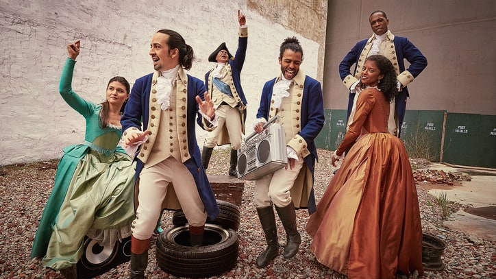 'Hamilton' Mania! Backstage at the Cultural Event of Our Time