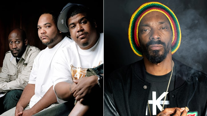 Hear De La Soul, Snoop Dogg's Funky, Cathartic 'Pain'