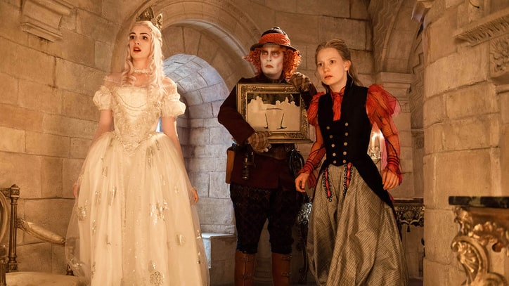 Where Did 'Alice Through the Looking Glass' Go Wrong?