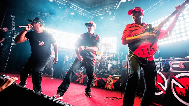 Prophets of Rage Set Defiant Tone at Explosive L.A. Debut