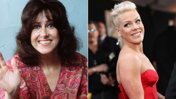 Grace Slick Praises Pink's 'Straight Attack' on 'White Rabbit' Cover