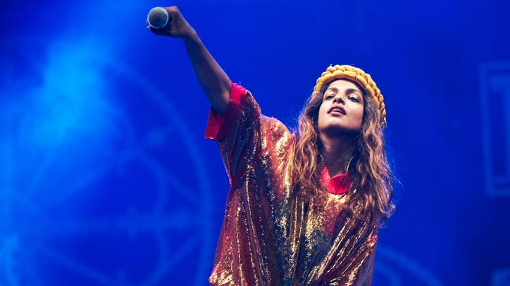 M.I.A. References Black Lives Matter, Oscars So White in 'Remix' Track