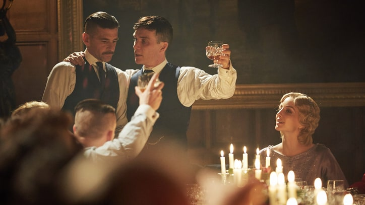 How 'Peaky Blinders' Became a Binge-Worthy Hit