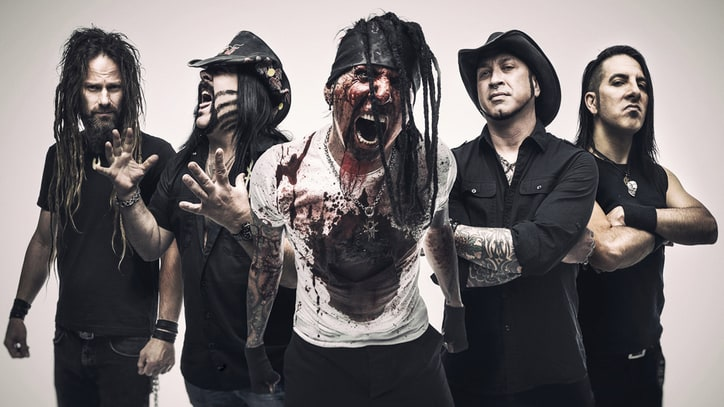 Hear Hellyeah Cover Phil Collins With Lost Dimebag Darrell Guitar Performance