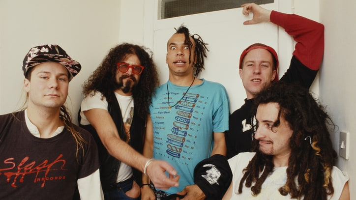Faith No More Plot Reissue of Seminal Debut 'We Care A Lot'