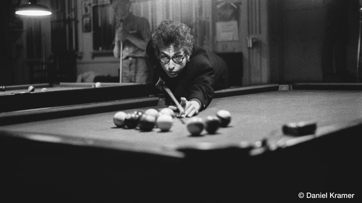Bob Dylan: See Rare Photos From 1964-65 Turning Point