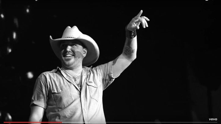 Jason Aldean Takes Fans Behind the Tour Scenes in 'Lights Come On' Video