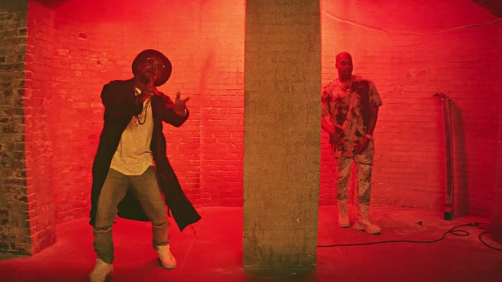 Kanye West, Schoolboy Q Go Wild in Mesmerizing 'THat Part' Video