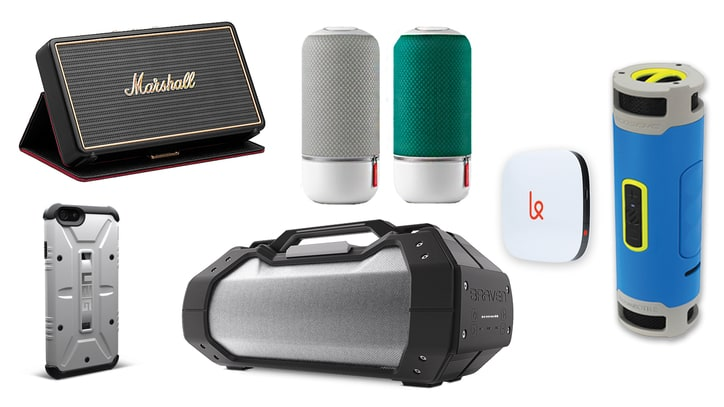 Summer Speakers and Gear to Take on the Go